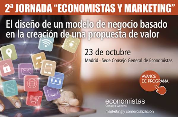 "II JORNADA ""ECONOMISTAS Y MARKETING"""